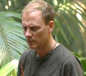 I'm A Celebrity Antony Cotton Jungle