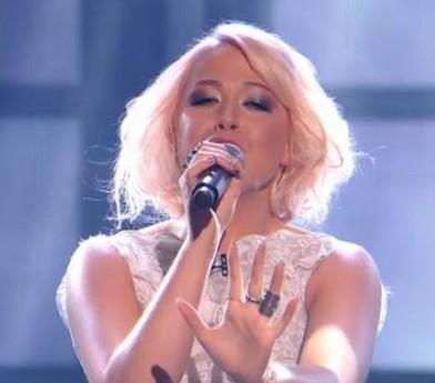 Amelia Lily X Factor Semi Final