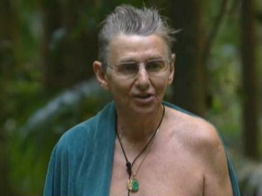 I'm A Celebrity Willie Carson