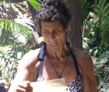 I'm A Celebrity Fatima Whitbread Jungle