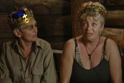 I'm A Celebrity Crissy and Willie