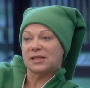 Celebrity Big Brother Eviction Interview: Metta World ...
