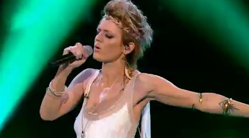 Bo Bruce Final The Voice