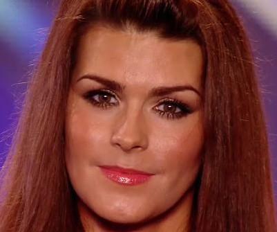 X Factor Carolynne Poole