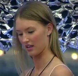 Celebrity Big Brother Danica Thrall