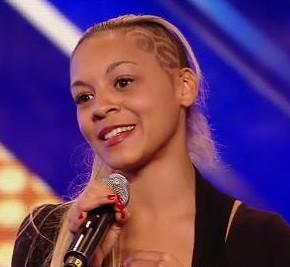 X Factor Jade Ellis