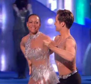 Dancing On Ice Oona King