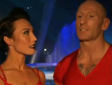 DOI Semi Final Gareth Thomas