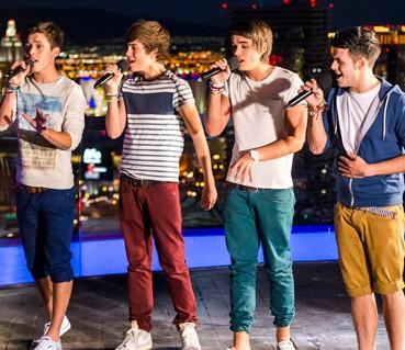 X Factor Union J