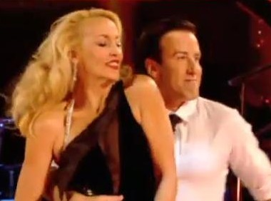Strictly Jerry Hall