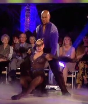 Strictly Colin Salmon