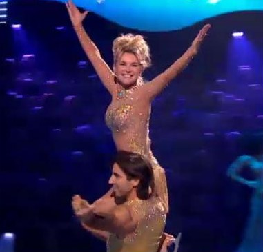 Dancing On Ice Anthea Turner