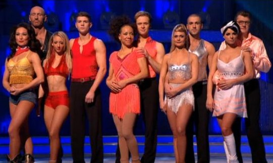 Dancing On Ice 2013 Group
