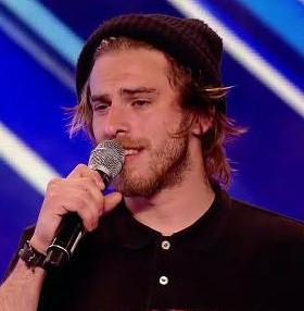 X Factor Robbie Hance