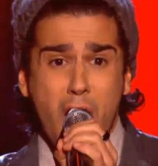 The Voice Liam Tamne