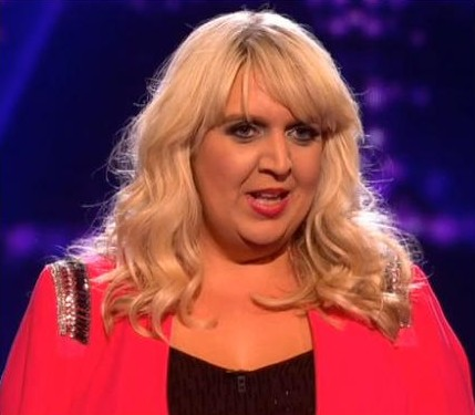 X Factor Shelley Eliminated