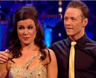 Strictly Come Dancing Susanna Reed