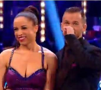 Strictly Come Dancing Natalie Gumede
