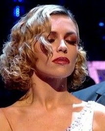 Strictly Abbey Clancy Semi Final