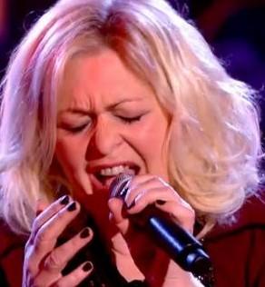 The Voice Sally Barker