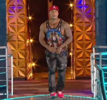 CBB David McIntosh Evicted