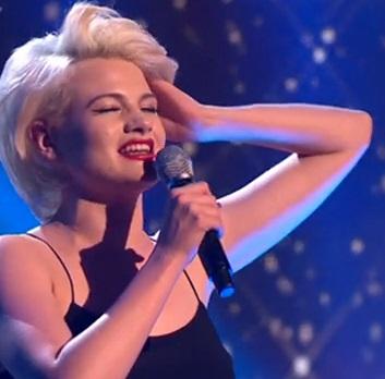 X Factor Cloe Jasmine