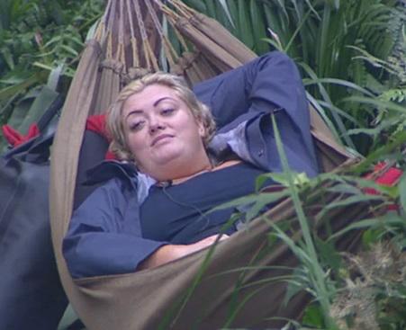 I'm A Celebrity Gemma Collins Quits