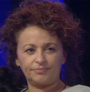 CBB Nadia Sawalha Nominated 30th Jan Eviction
