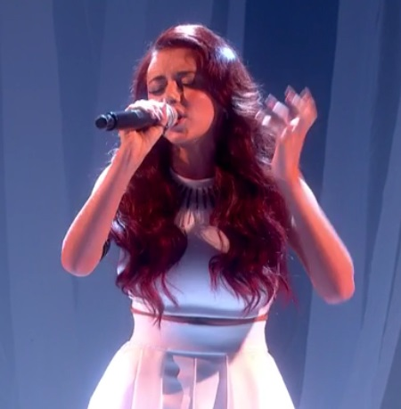 The Voice Lydia Lucy Final