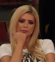 CBB Nicola McLean Nominated Face to Face