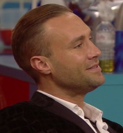 CBB Calum Best Nominated Face to Face