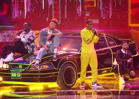 X Factor Final Rak Su