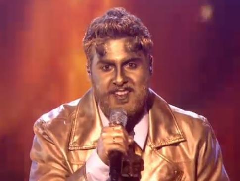 X Factor Andrea Faustini