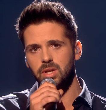 X Factor Final Ben Heanow