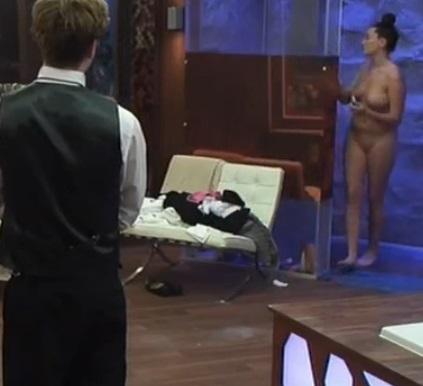 BB Harry Amelia Martin Naked Shower1