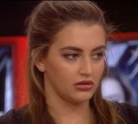 Big Brother Georgina Nominated