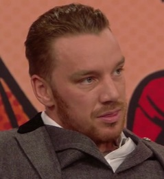 CBB Jamie O'Hara Nominated Face to Face