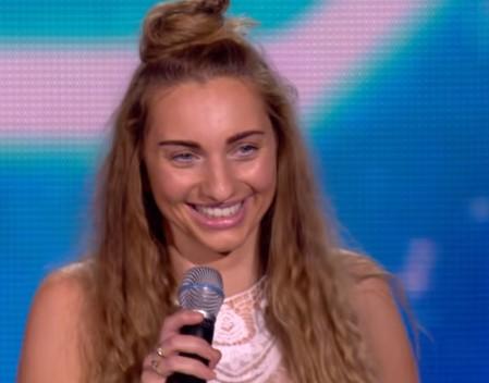 X Factor Talia Dean
