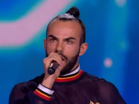 X Factor Slavko