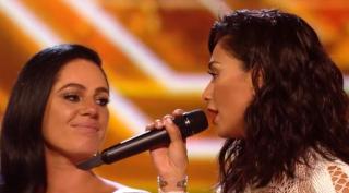 X Factor Tracey Leanne Jefford