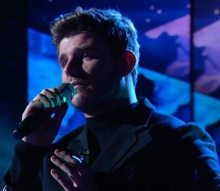 X Factor Lloyd Macey