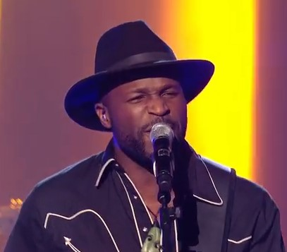 X Factor Final Kevin Davy White