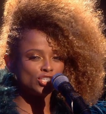X Factor Final Fleur East