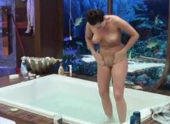 Big Brother Harry Amelia Naked Bath