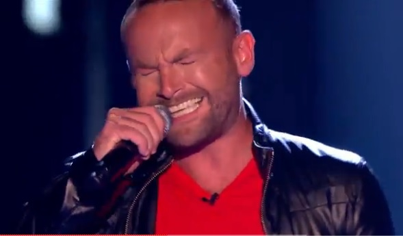 The Voice Kevin Simm