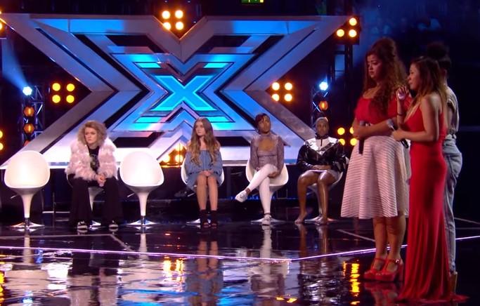 X Factor six Seat Challenge