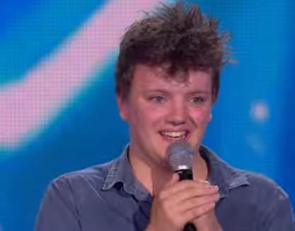 X Factor Benji Matthews